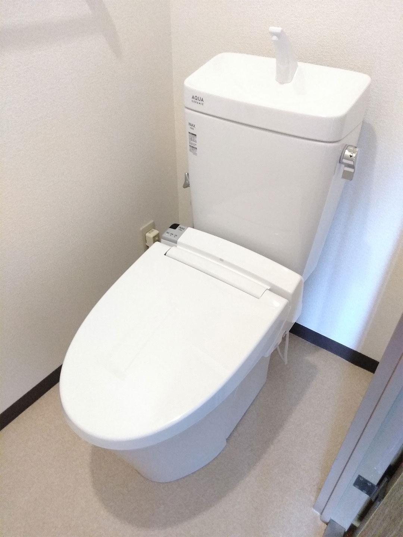 マンションリフォームトイレ
