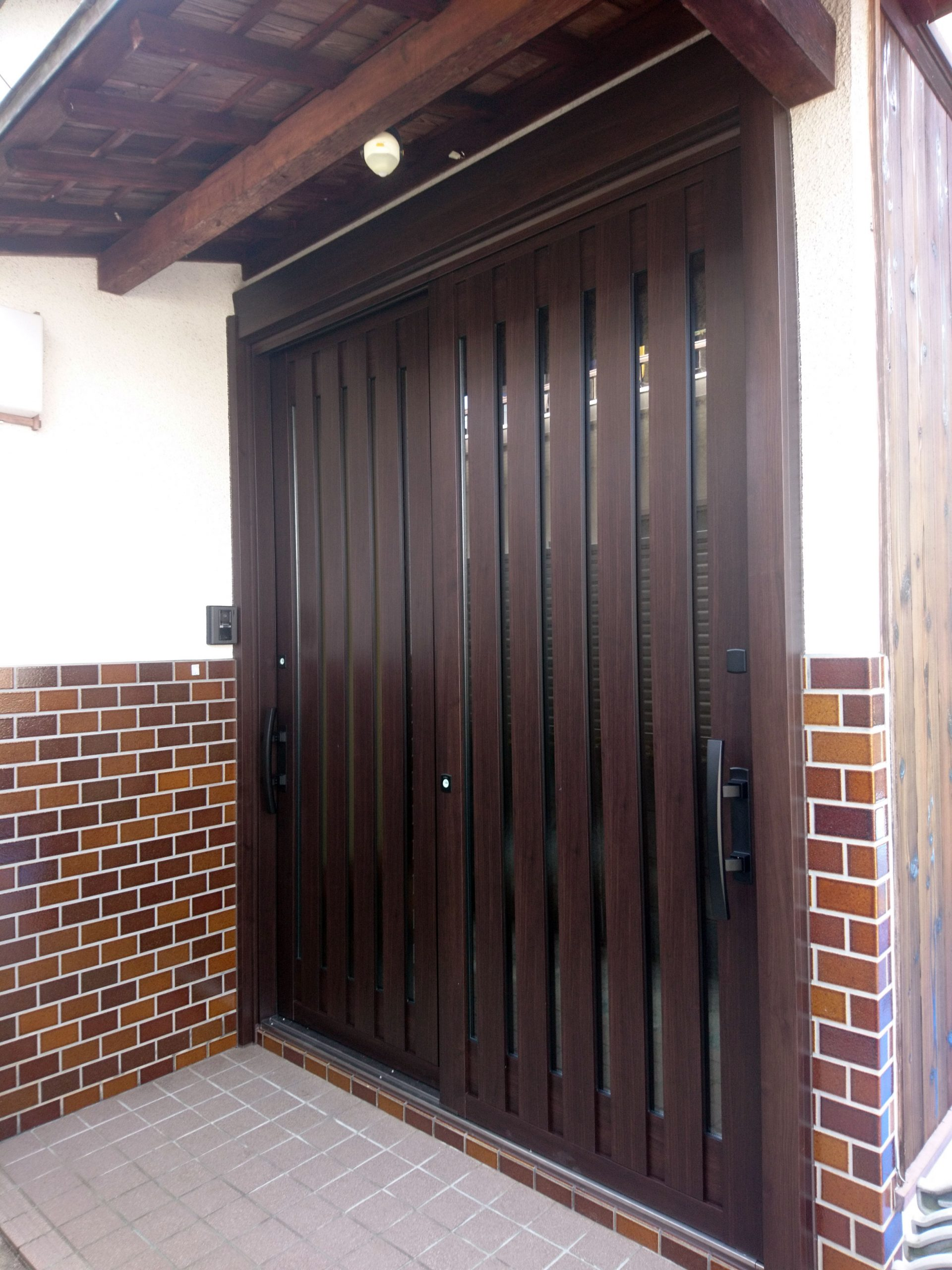 姫路リフォーム玄関ドア